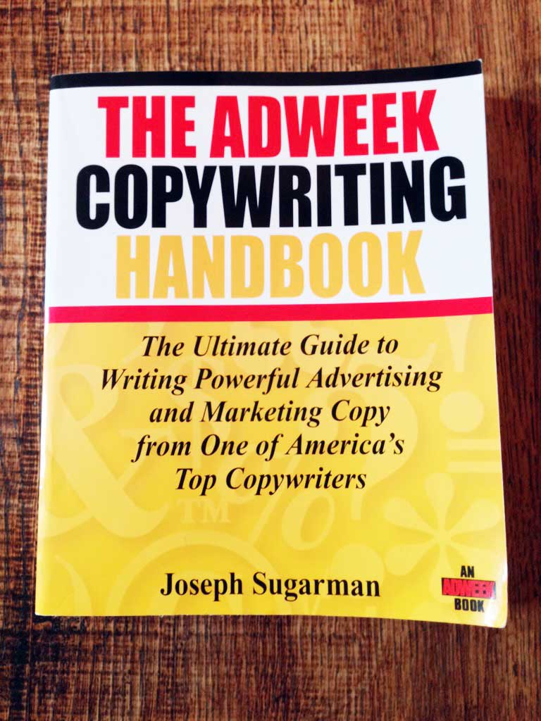 The AdWeek Copywriting Handbook resumido en una lista 1